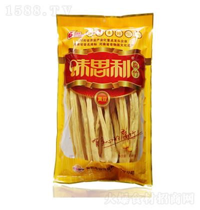 味思利 黄豆腐竹 198克