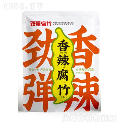 双强 香辣腐竹 120克