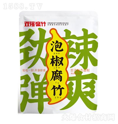 双强 泡椒腐竹 120克