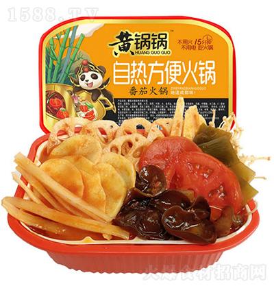 黄锅锅 番茄自热方便火锅