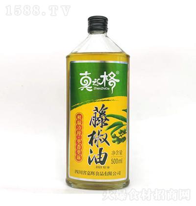 真之格 藤椒油 500ml