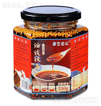 香老坎 油泼辣子 350g