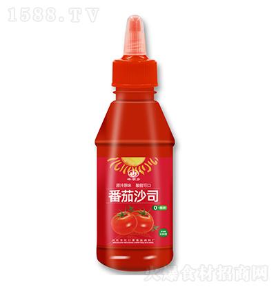 林湖乡 番茄沙司 228g
