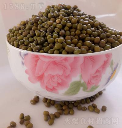 黄河杂粮 绿豆