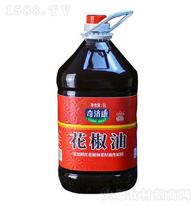 奇济康 花椒油 5L