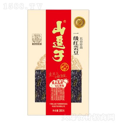 山逗子 一级红芸豆 380g