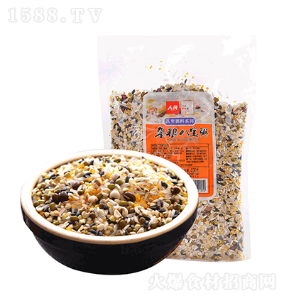 人民食品 杂粮八宝粥米 400g