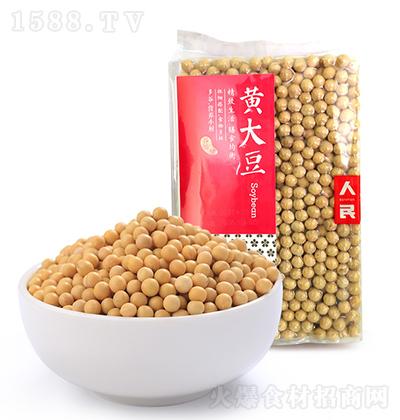 人民食品 黄大豆 400g