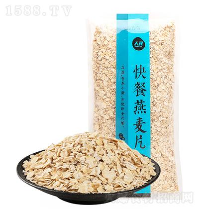 人民食品 燕麦片 400g