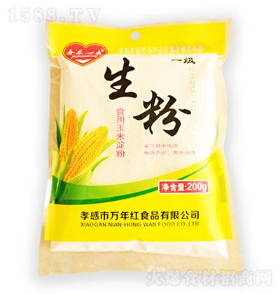 金乐心爽 生粉(食用玉米淀粉)200g