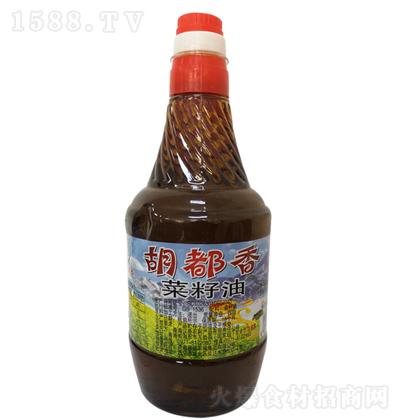 汉尧 胡都香菜籽油 1.5L