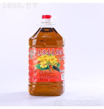 汉尧 菜籽油三级 5L