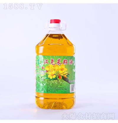 汉尧 菜籽油二级 5L