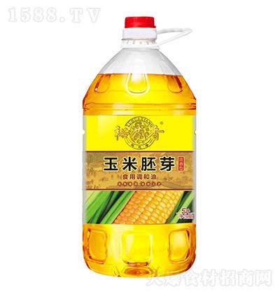 裕花香 玉米胚芽食用调和油 5升