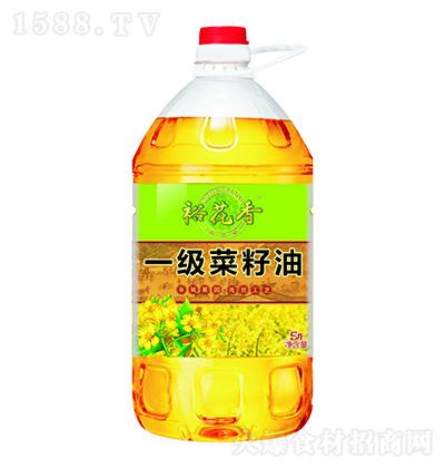 裕花香 一级菜籽油 5升