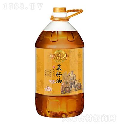 裕花香 菜籽油 5升