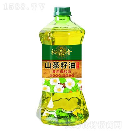 裕花香 山茶籽油-食用调和油 1.5升