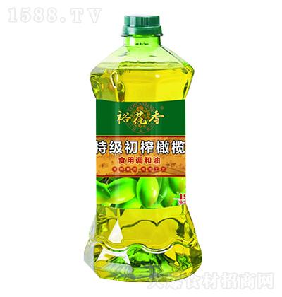 裕花香 特级初榨橄榄食用调和油 1.5升