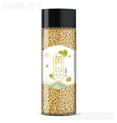 息县坡 黄豆 500g