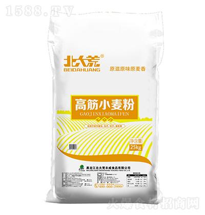北大荒 高筋小麦粉 25kg