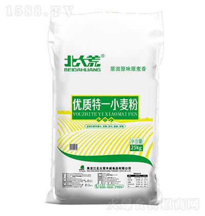 北大荒 优质特一小麦粉 25kg