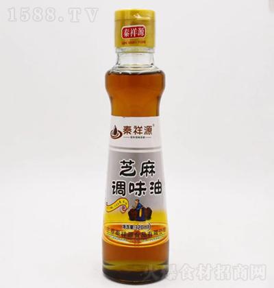 秦祥源  芝麻调味油 320ml