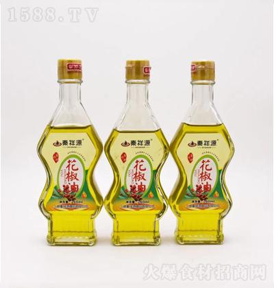 秦祥源 花椒油 260ml