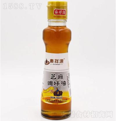 秦祥源 芝麻调味油  280ml