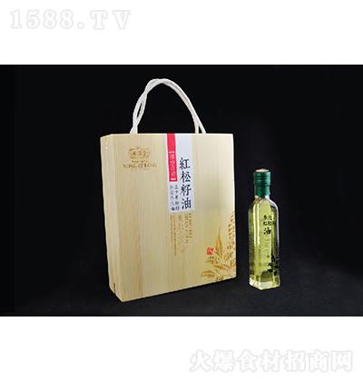 永泽 红松子油礼盒