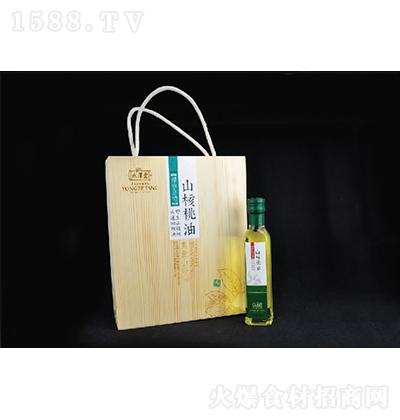 永泽 山核桃油礼盒