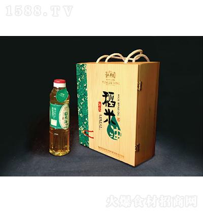 永泽 稻米油礼盒