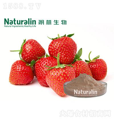 朗林生物 草莓粉