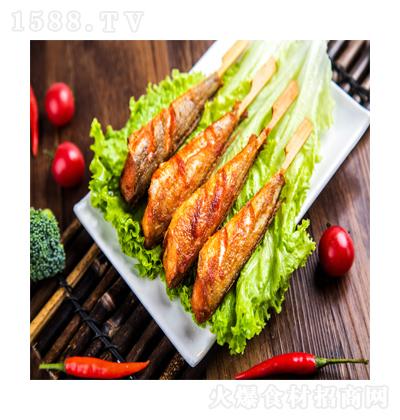 海成-香辣红娘鱼串