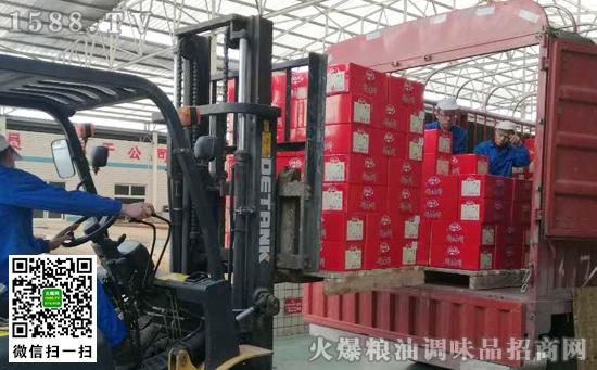 君乐园红油豆瓣酱招商实力强,陕西客户拿货1000件!