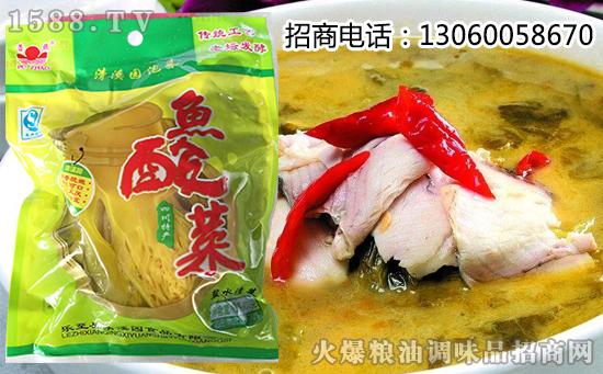 普照鱼酸菜,酸菜与鱼的搭配,带来淋漓尽致的畅快!