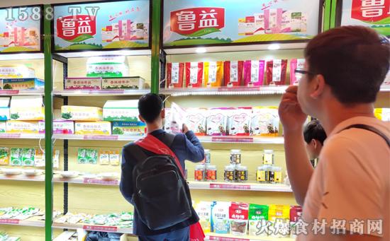餐餐�w���r美滋味!【夏津�鸦ㄕ{味食品】精彩亮相2019天津秋糖��!