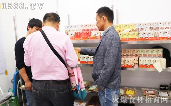 好味道,源自好调料!【金亿调味】周吉亮系列产品在全国糖酒会广受好评!