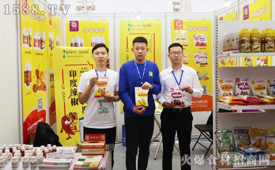 【青岛威力】精彩亮相全国糖酒会,优质产品大受欢迎!