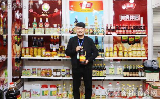 聚焦天津秋糖|【赢霸食品】产品广受好评,让您餐餐享受美味!