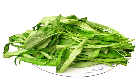 紫空心菜怎么做好吃?