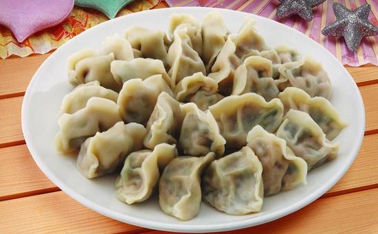 煮饺子什么时候下锅好,饺子蘸料怎么调好吃