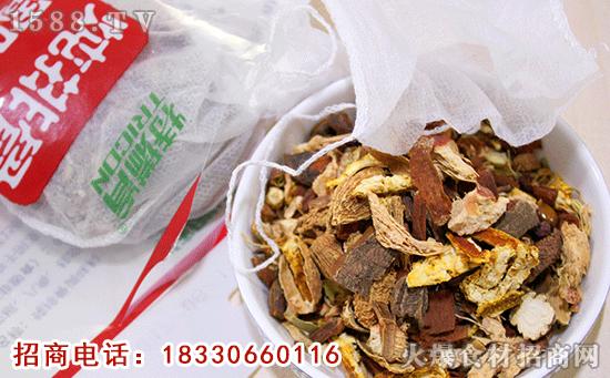 特瑞肯炖鸡调料,香味互补,提香迅速,天然健康好调料!