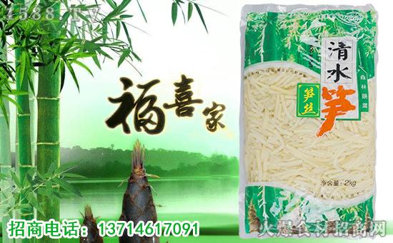 美味笋丝,美食相伴|育农优品清水笋笋丝,大自然恩赐的美味珍品!