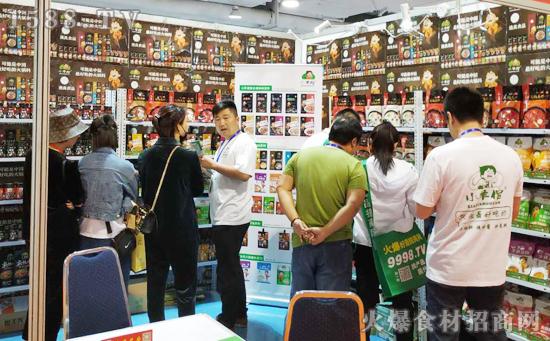 【御香坊食品】在2019齐鲁火锅节大受欢迎,现场签约不断!