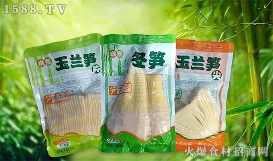 笋博元素系列笋,深林蔬菜、火锅伴侣,享受层层入味的鲜香!