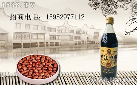 醋师傅镇江香醋,酯香突出、酸味柔和、香而微甜!