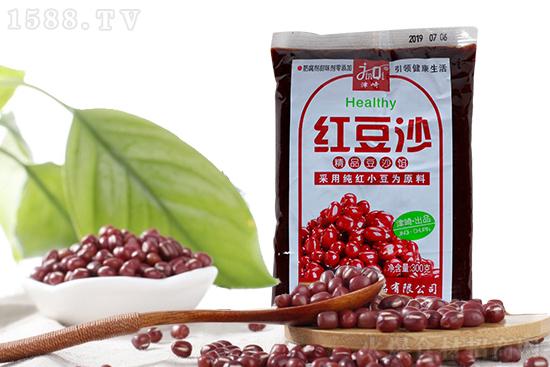 津崎红豆沙,绵沙软糯、用法多样,美味好帮手!