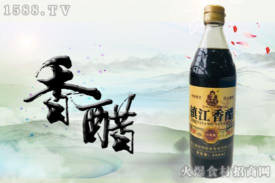醋师傅镇江香醋,佐餐调味、美味帮手!
