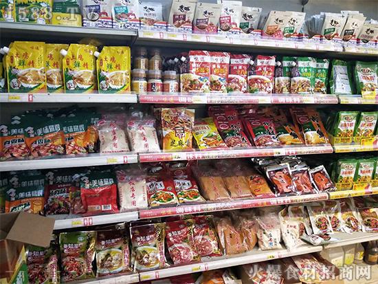安徽省阜阳市金味遥食品有限公司成功发货安徽淮南经销商!