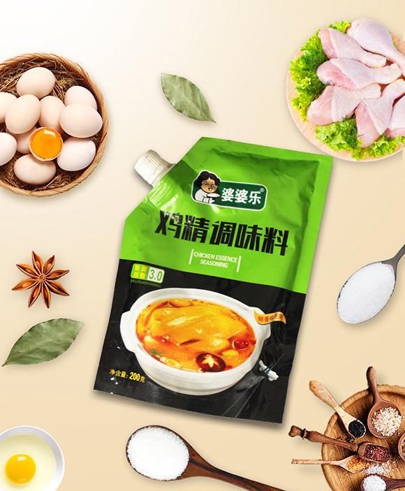 婆婆乐鸡精调味料【200克】